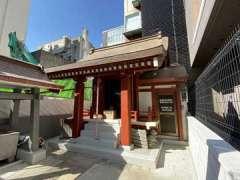 富沢稲荷神社