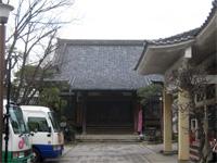 明福寺本堂