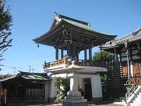 正円寺鐘楼