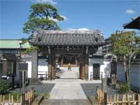 昇覚寺山門