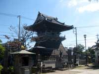 昇覚寺鐘楼