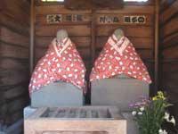 昇覚寺大師像