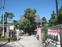 東善寺山門