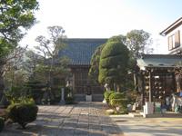 西蓮寺本堂