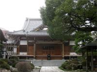 泉福寺本堂