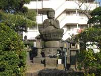城立寺石造釈迦如来像
