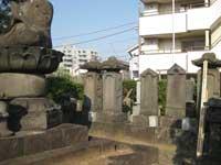 城立寺田島図書墓