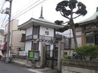 清秀寺山門