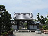 長勝寺山門