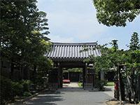 妙覚寺山門