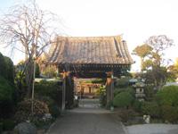 光福寺山門