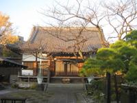 光福寺本堂