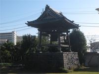法蓮寺鐘楼