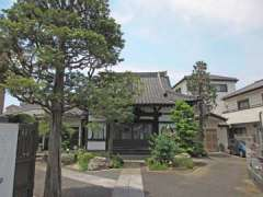 本蔵寺本堂