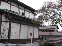 唐泉寺本堂裏と客殿