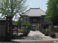 円勝院山門