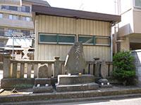 西宇喜田稲荷神社神楽殿