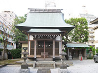 中葛西香取神社