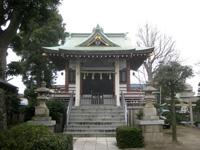 上今井香取神社