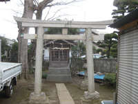 境内社八幡社