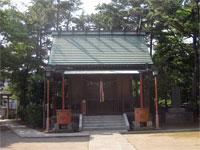 二之江神社拝殿