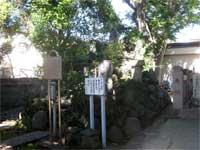 桑川神社富士塚
