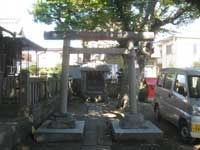 境内社竜神社