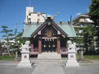 中割天祖神社