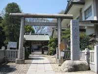小岩神社鳥居