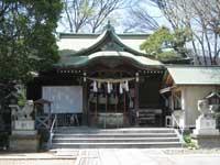 小岩神社拝殿