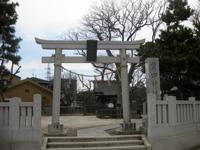 豊田神社鳥居