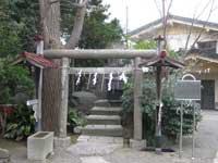 平井の富士塚