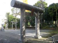 船堀三島神社鳥居