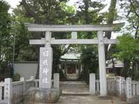 新堀日枝神社