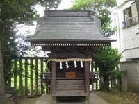 境内社稲荷八坂神社