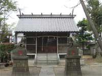 興之宮神社拝殿