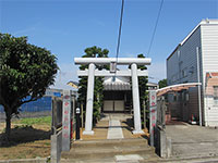 西中稲荷神社
