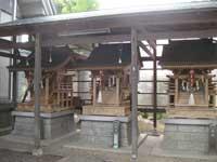 南篠崎天祖神社末社