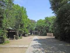 浅間神社入口