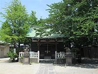 西一之江香取神社