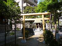 西葛西八幡神社境内社