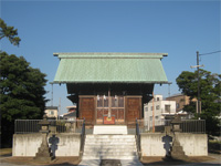 西小松川天祖神社