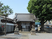 谷河内日枝神社