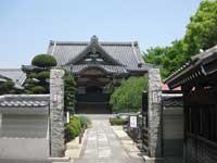 円蔵院山門