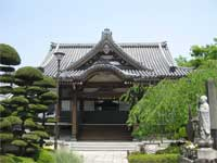 円蔵院本堂