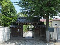 法養寺山門