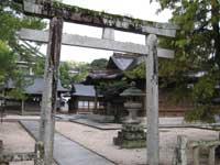 松江神社鳥居