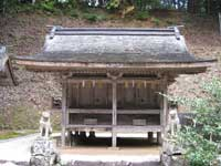 神魂神社稲荷神社