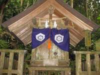 八重垣神社にある天鏡神社
