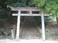 真名井神社鳥居
